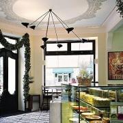 Cukrárna a pekárna Bakeshop Praha