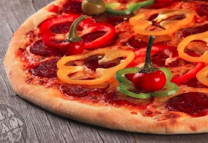 Pizza Mňam Slavíkova