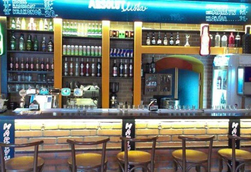 Café bar Marlyn