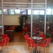 Kavárna Café Infinity (Metropole Zličín)