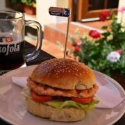 Tréninková kavárna Strejda Burger