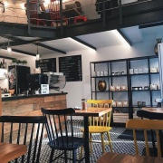 Loft Cafe Karlín