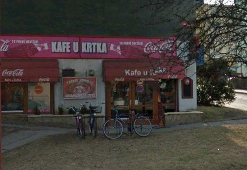 Kavárna Kafe U Krtka