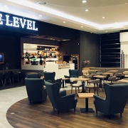CAFÉ LEVEL - OC Nový Smíchov